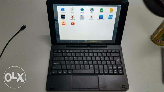 Tablet plus laptop Core 4 32 GB warranty 3 m السيب -  4