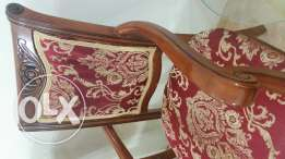 Imported italian chair 3 nos