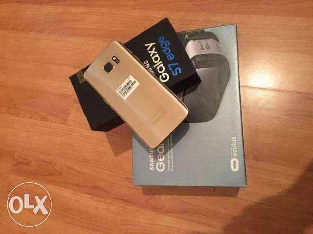 galaxy S7 Edge + Gear VR original