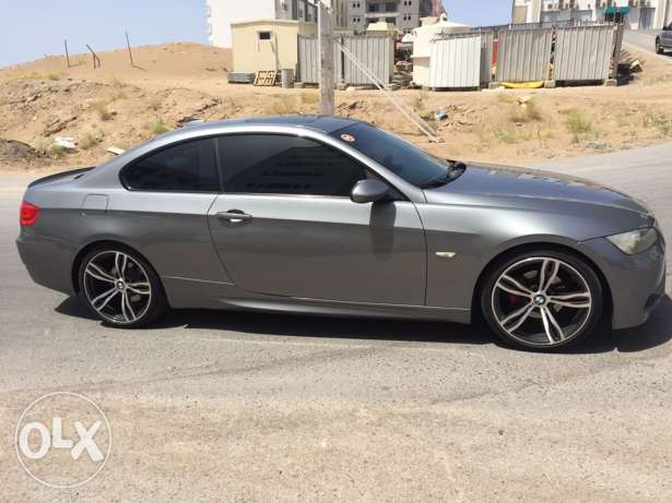 BMW 320i (expect leaving)
