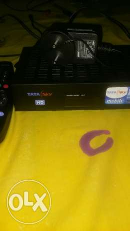 Tata sky HD New Receiver