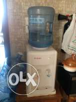 Sure water dispenser with 2 free oasis bottles