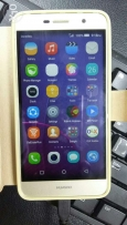 Huawei Y6 PRO (GOLD COLOR) not use