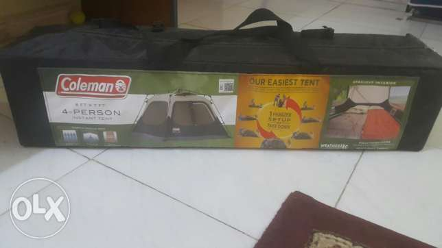 Camping Tent. New OMR 45