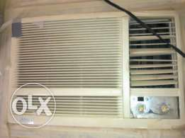 Window AC at good condition for urgent sale