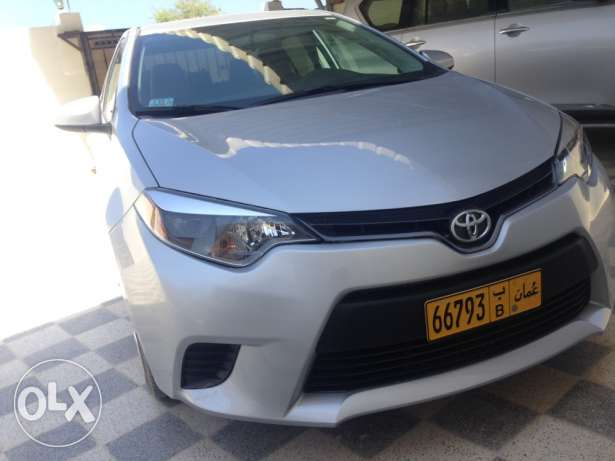 Toyota Corolla 2016 for sale بركاء -  4