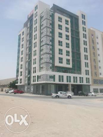 showroom for rent in ghala مسقط -  1