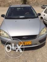 Ford Focus for sale in good condition with valid mulkiya
