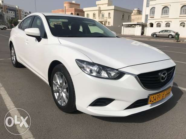 2015 Excellent Mazda 6 for sale.. Oman wakkala car & 58000 km only