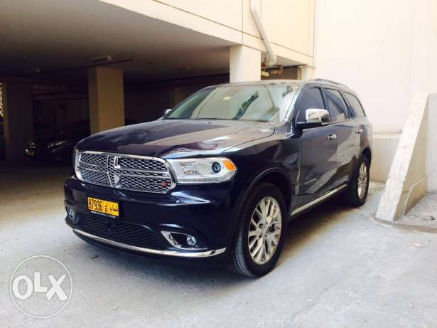 Urgent sale Dodge Durango driven 48500 km. Good condition. مسقط -  3