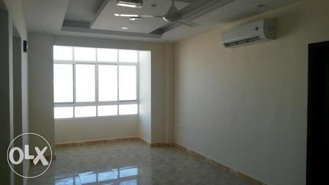 Alkhwair new 2 bhk for rent