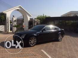 cadillac CTS - sports 2008 - black - GREAT PRICE !!!