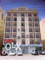 Brand New 2 BHK for rent in new bosher near costa شقة غرفتين ببوشر