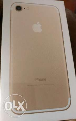 Brand New SEALED Apple iPhone 7 128GB