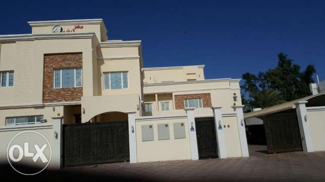 Hail South Muscat Residence area- Townhouse Twin 4 BHK + Parking