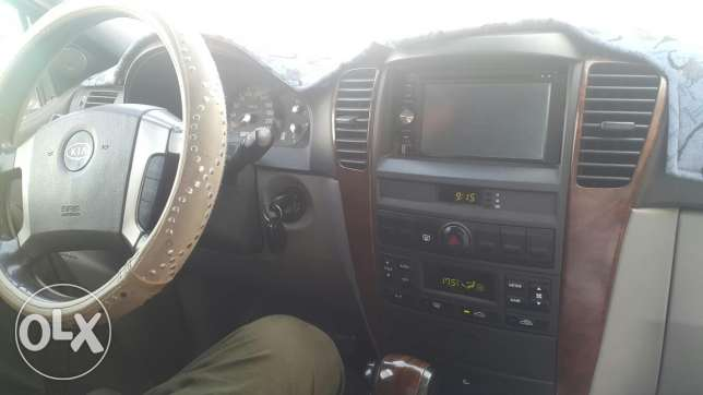 Kia sorento 2005 full automatic السيب -  1