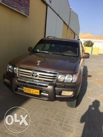 Toyota Land Cruiser. Buy or Exchange