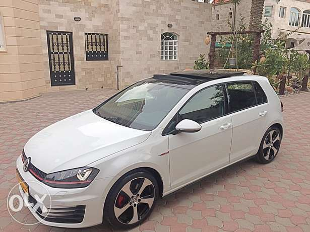 ‏VW golf GTI sport edition No1 full option GCC 2016
