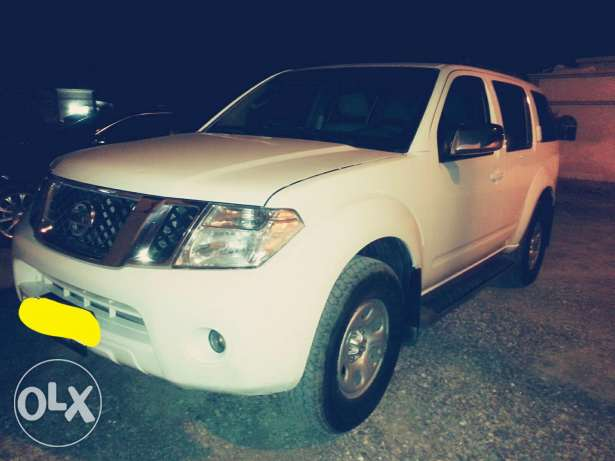Nissan Pathfinder - 2012 for urgent sale