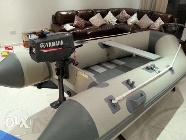 Inflatable boat HYDRO FORCE