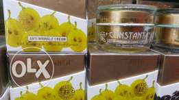 constanta anti wrinkle moisturising cream - from GERMANY