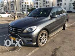 Mercedes ML500 AMG kit
