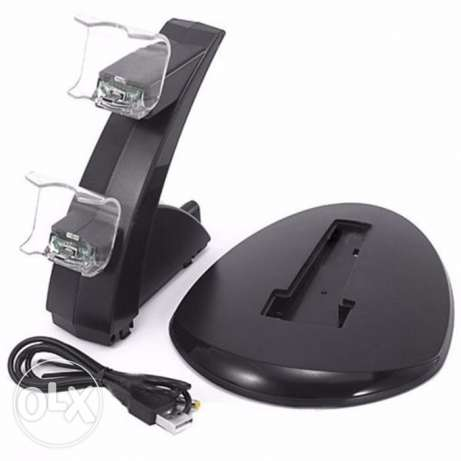 PS4 controller charger مسقط -  2