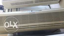 general ac for sale in good condition is a good working
