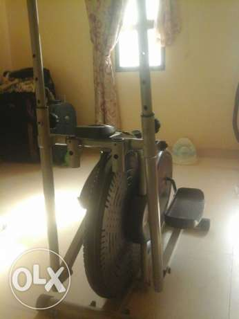 "Vert Good Condition ""Exercise Machine"" for Sale السيب -  2"