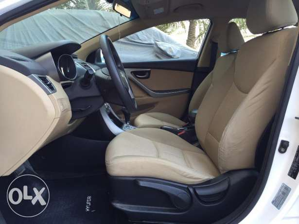 2013 Hyundai Elantra 1.6 for Sale مسقط -  4