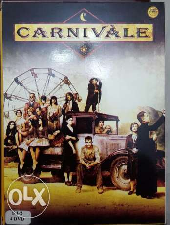 Carnivale Seasons 1 to 2