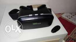 VR 3D glasses with mobile game pad