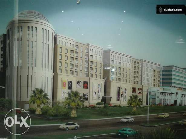 Spacious 1 BHK Apartment for Rent at Muscat Grand Mall – Bawshar
