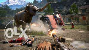 Far Cry 4 For PS3 عبري -  5