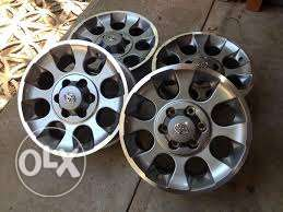 fj cruiser rims