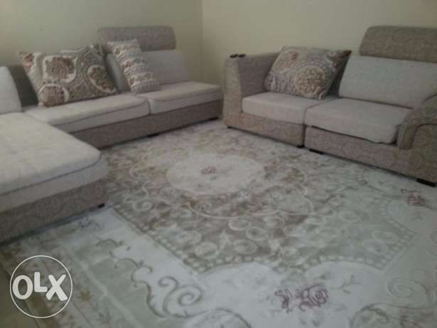 Family Appartment 2BR with 3Bathroom +1 seating room On al amerat العامرّات -  8