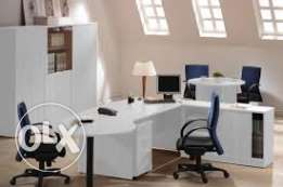 Shop displays, Office Furniture, and Complete Decor Work