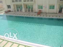 Luxury 2 BHK in Rimal with Excellent View of Swimming Pool.