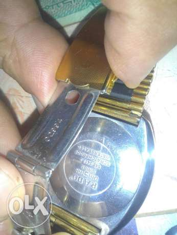 Rado watch is very good condition i want some money so i sell this..?