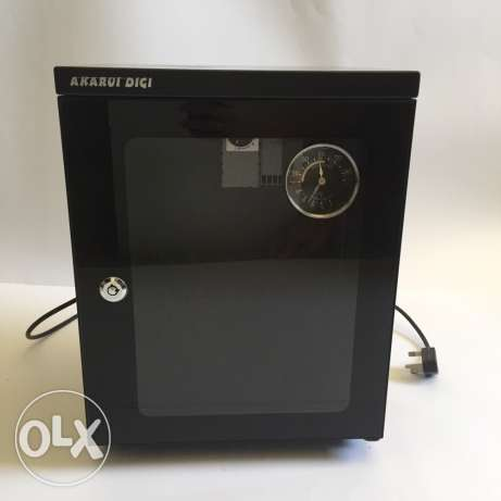 Dry box for electronic items