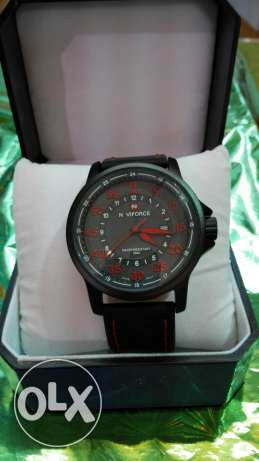 Mens watches Navi Force brand