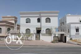 Villa with large studio space for rent Al Khuwair 33