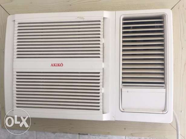Window AC 1.5 Ton- good working condition