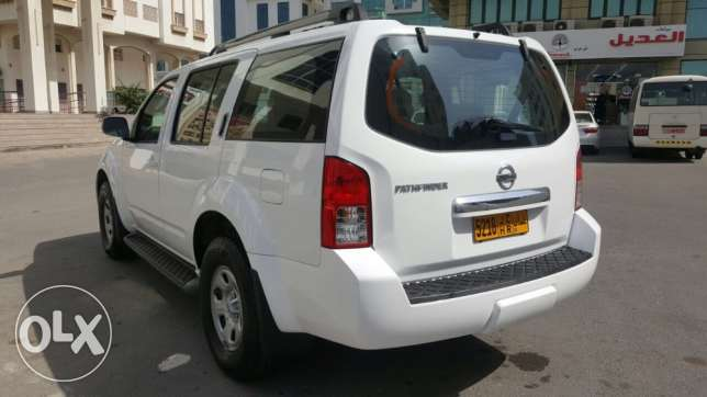 Excellent Condition Nissan Pathfinder 2012 model for immediate sale