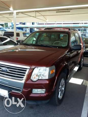 Full Option Ford explorer 2010 XLT GCC origin fully maintained by Al T