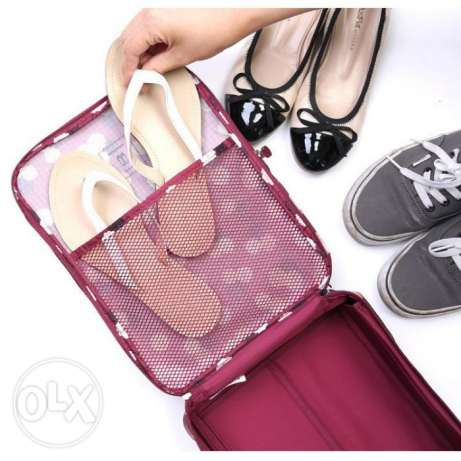 travelling shoe organizer- BUY 1 GET 1 FREE مسقط -  6