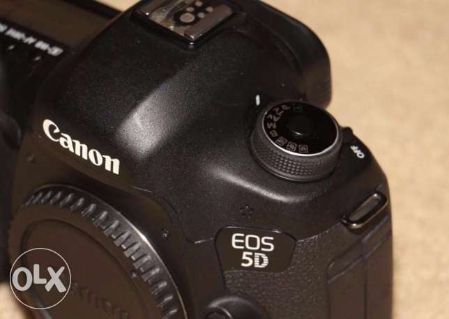 Canon 5D Mark III, Low Shutter Count, Like New