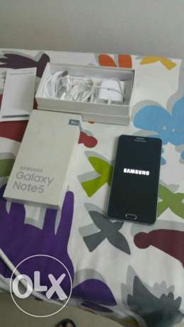 Samsung galaxy note 5 for sell مسقط -  4