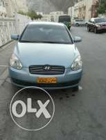 Hyundai Accent 1.6 ltr 2008 Full Automatic