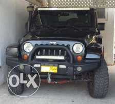 Modified Jeep Wrangler JK Sahara 2007 - UK EXPAT SELLER